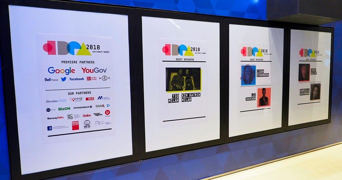 IDEA Summit - the ICA's Partner Presentations